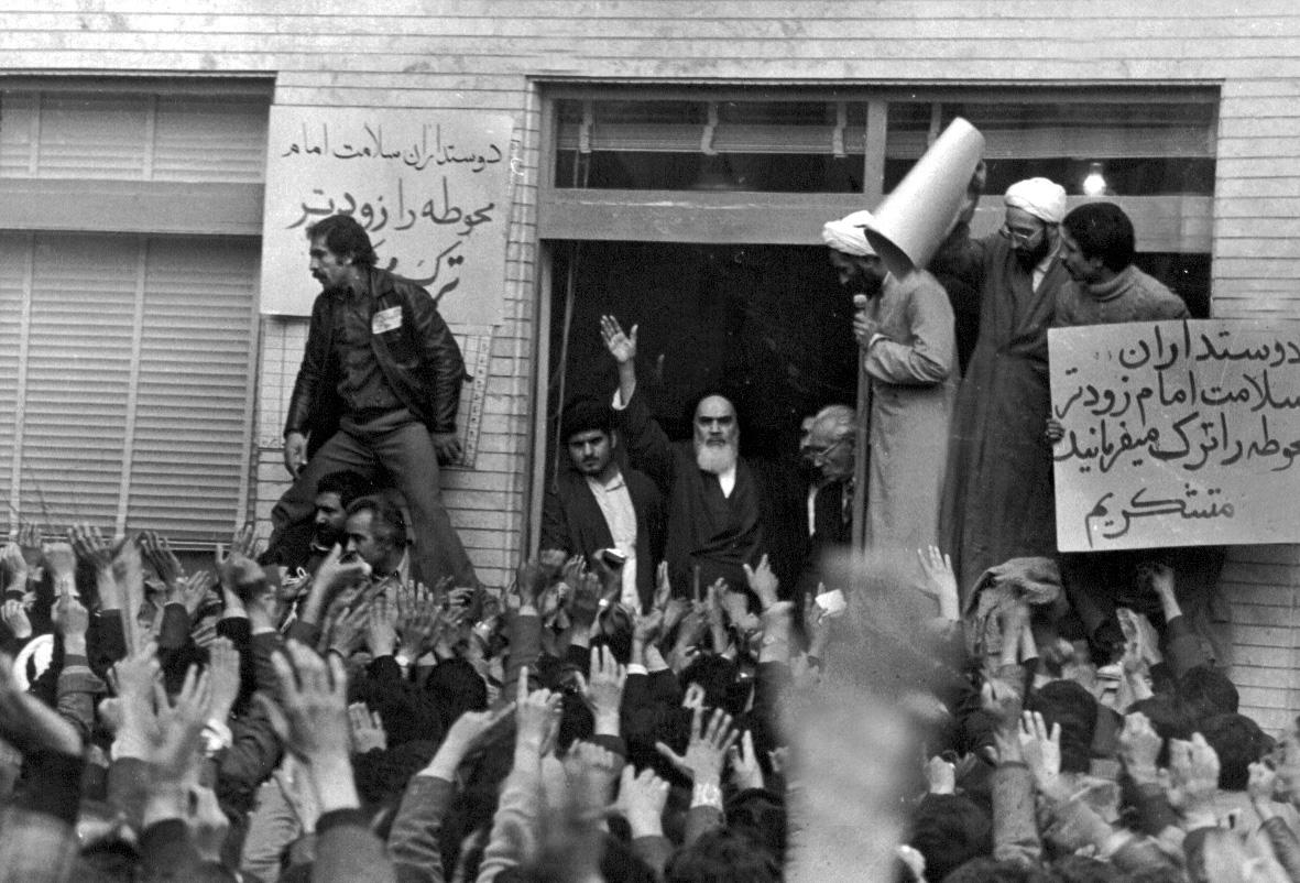 Image result for امام در مدرسه رفاه